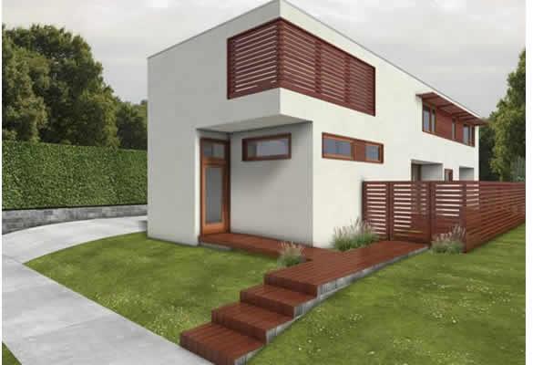 Casas modulares prefabricadas dise o exclusivo luis - Casas prefabricadas diseno ...
